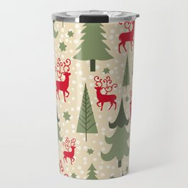 Christmas ornaments Travel Mug