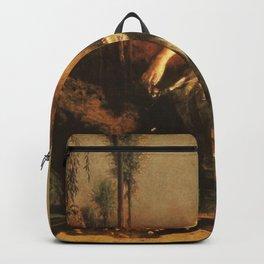 The wood gatherer Backpack