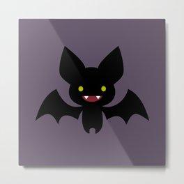 Vampire bats pattern Metal Print