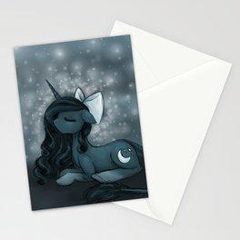 Sleepy Pony Stationery Cards