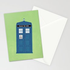 DOCTOR WHO. Stationery Cards