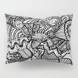 Doodle 5 Pillow Sham