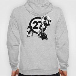 27 club Hoody