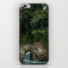 Sea Arch Ventanas iPhone Skin