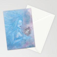 Infinite abundance Stationery Cards