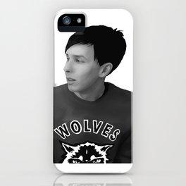 Phil Lester iPhone Case