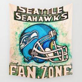 Fan Zone 1. Wall Tapestry