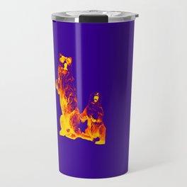 Ours Republique purple Travel Mug