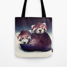 red pandas Tote Bag