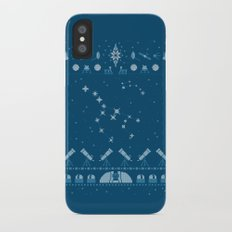 Ugly Astronomy Sweater iPhone X Slim Case