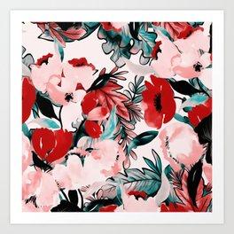 Wonder Blooms Art Print