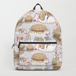 Cat burgers Backpack