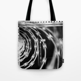 L.A. Barbed Wire Tote Bag