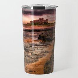 Bamburgh Sun Rays Travel Mug