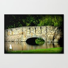 One Sunny Day Canvas Print