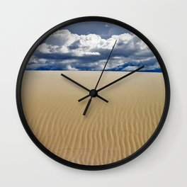 Complements in Nature Wall Clock
