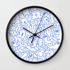 stuff Wall Clock