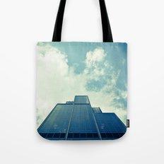 Inverted World Tote Bag