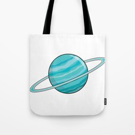 Uranus Icon Tote Bag
