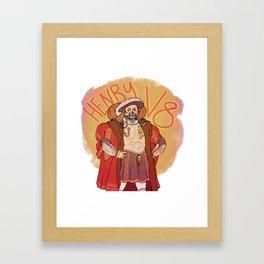 Henry V8 Framed Art Print