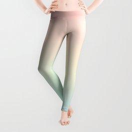 Unicorn Pastel Gradient Leggings