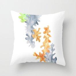 Matisse Inspired | Becoming Series || Autumn Throw Pillow