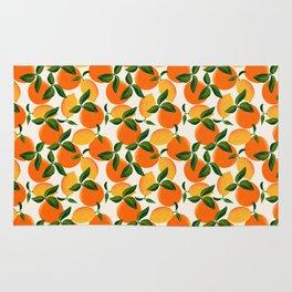 Oranges and Lemons Rug