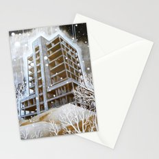 The Fortress III Stationery Cards