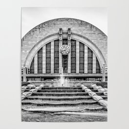 Union Terminal Poster