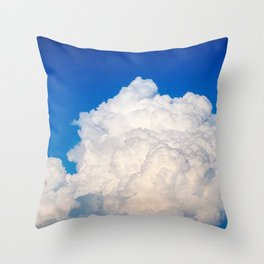 Plano Cloud One Throw Pillow