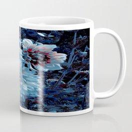Blue Dahlia Coffee Mug