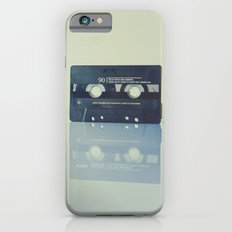 Mix Tape iPhone 6s Slim Case