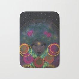Galaxy Queen Bath Mat