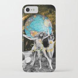 Hippie Neraides iPhone Case