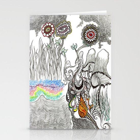 Paroxysm Stationery Cards