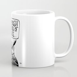 Said Owl Coffee Mug