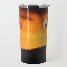 Glorious Golden Sunset Travel Mug