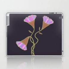 Purple Flora Laptop & iPad Skin