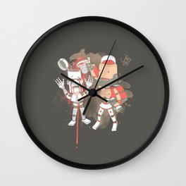 Juice Up your Creativity! Wall Clock