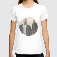 breaking bad T-shirts featuring Breaking Bad by ketizoloto