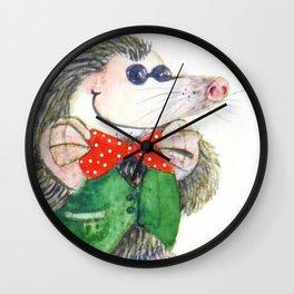 Mr Mole Wall Clock