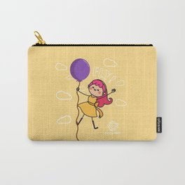 Fly away Lili! Carry-All Pouch