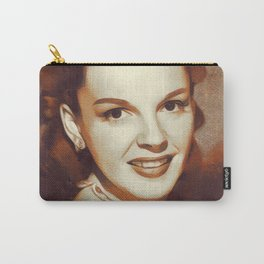 Judy Garland, Hollywood Legend Carry-All Pouch