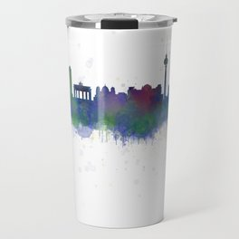Berlin City Skyline HQ2 Travel Mug
