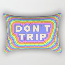 !dOnT tRiP! Rectangular Pillow