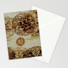 Snowflakes2 Stationery Cards
