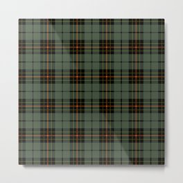 Scottish plaid 7 Metal Print