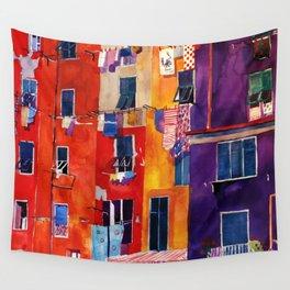 Portovenere Wall Tapestry