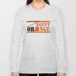 Agent Orange Long Sleeve T-shirt