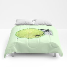 LIME DJ Comforters